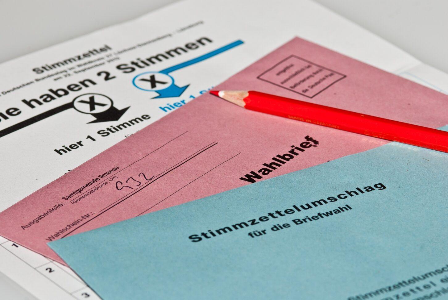 Wahlunterlagen-in-Niedersachsen